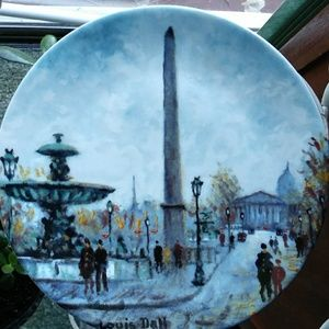 Other - Limoges Collector's Plate